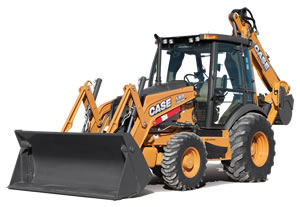 CASE N. Loader Backhoes 2013
