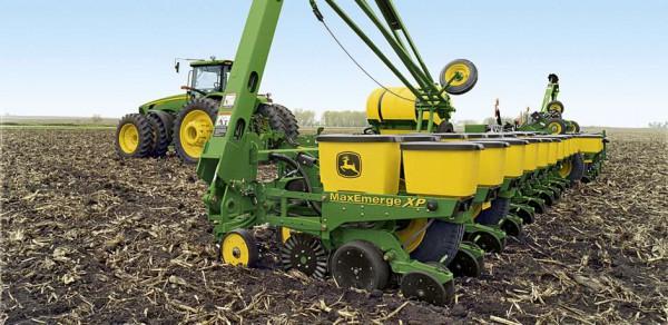 John Deere Corn Planter