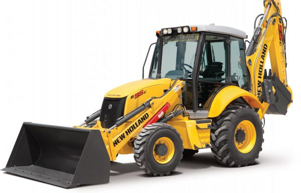 BackHoe CAT 428E