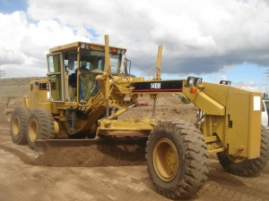 Caterpillar 140K Motor Grader For Hire in Kenya