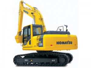 Komatsu PC 200 Excavator for hire/sale