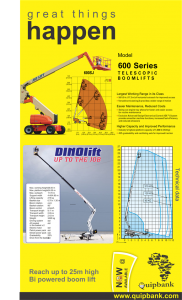 JLG 600S Telescopic Boom lifts-hire-sale-kenya